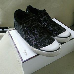 Coach Slip-On Sneakers!  ❤